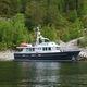 cruising motor yacht / trawler / flybridge