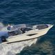 outboard express cruiser / twin-engine / hard-top / sport