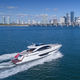 cruising motor yacht / hard-top / shaft drive / with 3 or 4 cabins