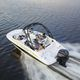 outboard deck boat / wakeboard / ski / 10-person max.