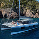 catamaran / cruising / open transom / with 3 or 4 cabins
