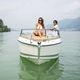 outboard day cruiser / open / 6-person max. / twin-berth