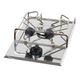 gas cooktop / for boats / one-burner / built-in