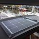 boat solar panel / flexible / folding