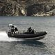 utility boat / outboard / aluminum / rigid hull inflatable boat