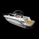 inboard cabin cruiser / open / 7-person max. / 5-berth