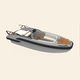 inboard inflatable boat / RIB / center console / yacht tender
