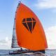 fast cruising sailboat / daysailer / 1-cabin / 4-berth