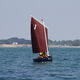single-handed sailing dinghy / double-handed / recreational / catboat