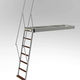 boat ladder / for yachts / for sailboats / fixed
