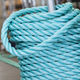 mooring rope / twisted / for aquaculture / polyolefin core