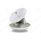 VSAT antenna / Ku-band / for ships / radome