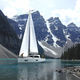 ocean cruising sailboat / 2-cabin / with deck saloon / with bowsprit