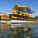 work boat / sightseeing boat / water taxi / excursion boat