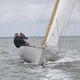 cruising-racing sailboat / classic / regatta / with bowsprit