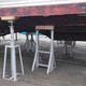 boat leg / adjustable / fixed