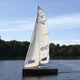 day-sailer / sport keelboat / one-design / lifting keel