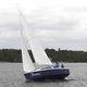 cruising sailboat / cruising-racing / daysailer / 4-berth