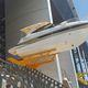 tender lift / for yachts / for jet-skis / custom