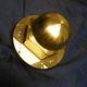 boat sacrificial anode / brass / for propeller shafts / bolt type