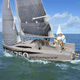 cruising-racing sailboat / 3-cabin / 4-berth / lifting keel