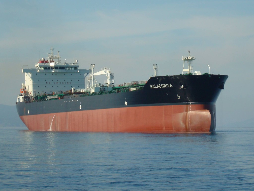 Latvian Shipping Company to Dry Dock Eight Tankers