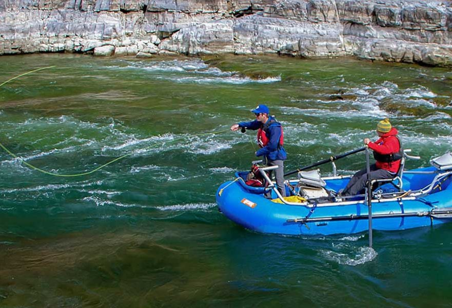 NEW: 10-seater raft by Hyside - Hyside