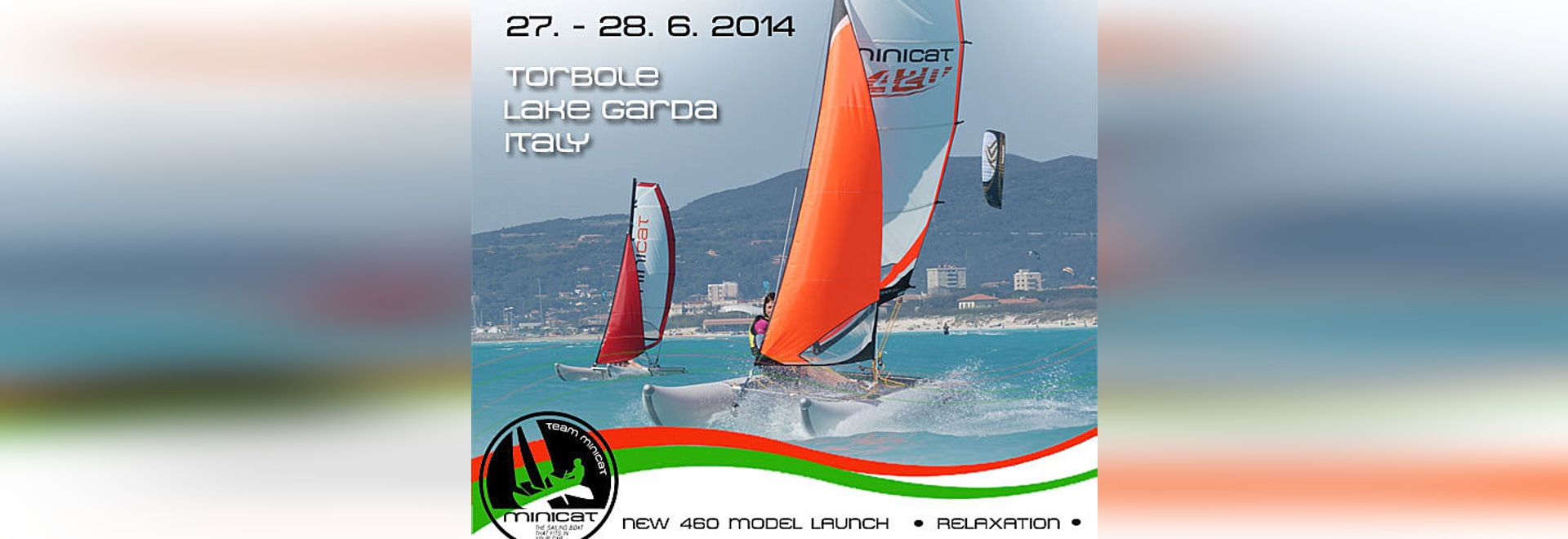1st International MiniCat Meeting in Italy - REMINDER!!