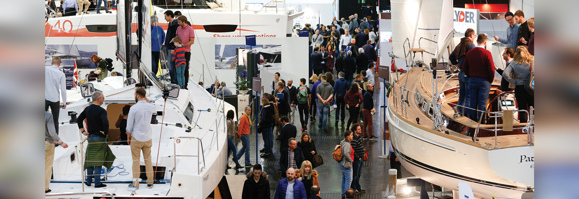 The 2021 Düsseldorf Boat Show will be delayed by almost 3 months due to the COVID-19 pandemic