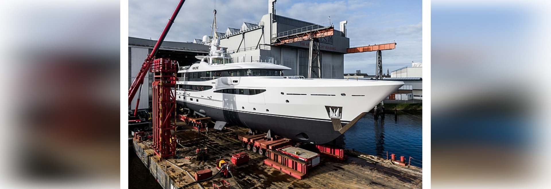 25th 55m Amels Limited Edition 180 launched: Galene