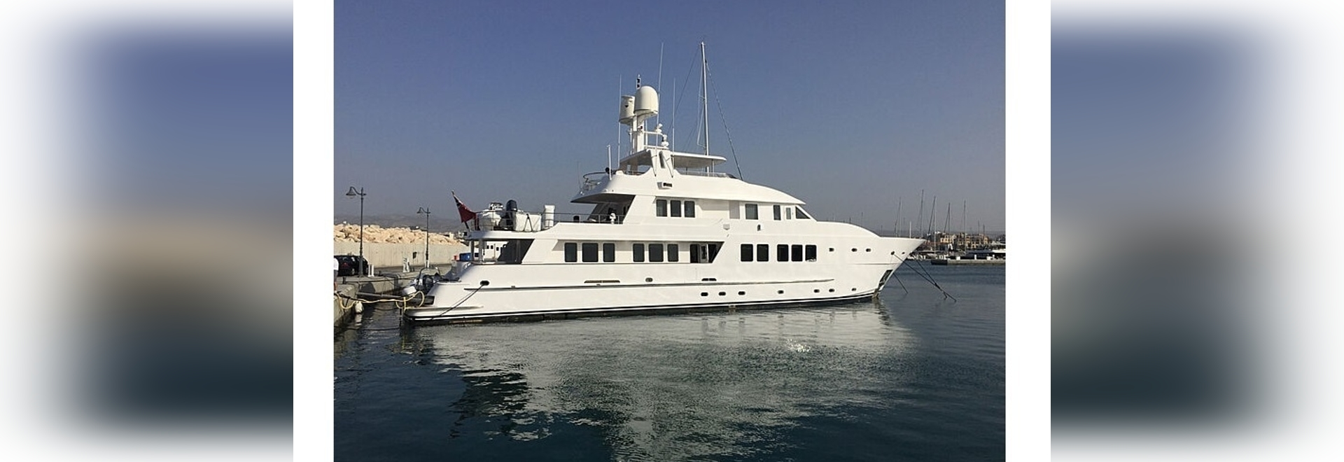 34m Inace motor yacht North Explorer for sale
