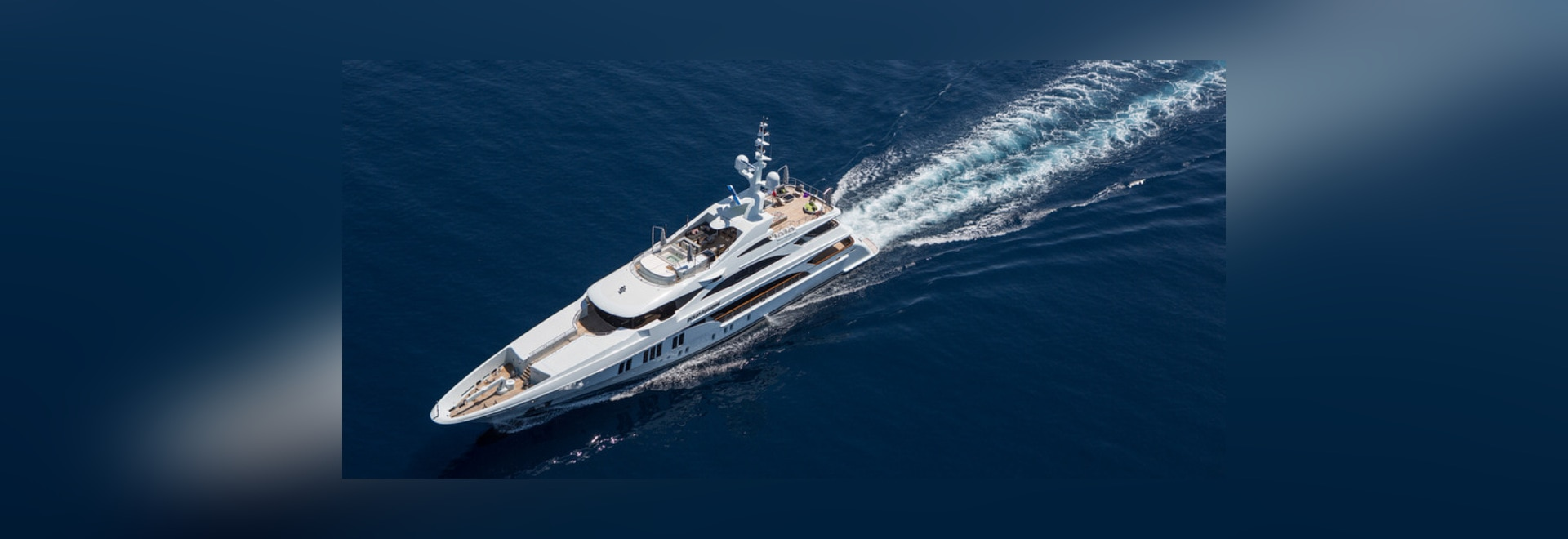 55m Benetti superyacht Ocean Paradise to be displayed as largest yacht at Cannes Yachting Festival 2014