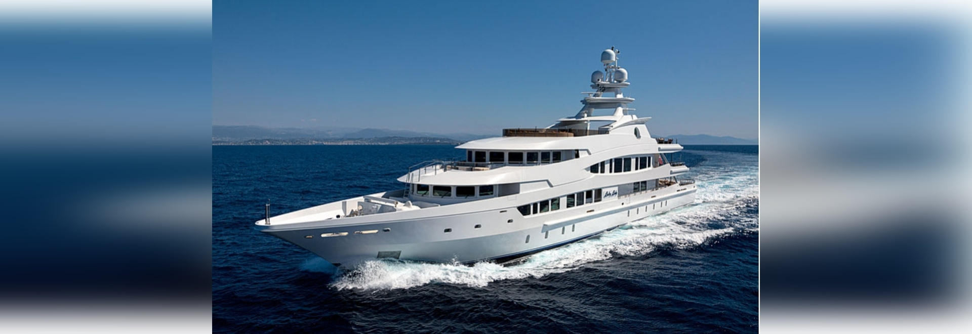 63m Oceanco yacht Lucky Lady on the market