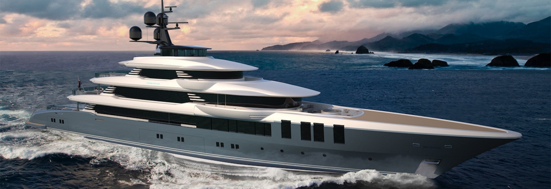 75 Metre Turquoise Yachts Project Set For 2021 Delivery