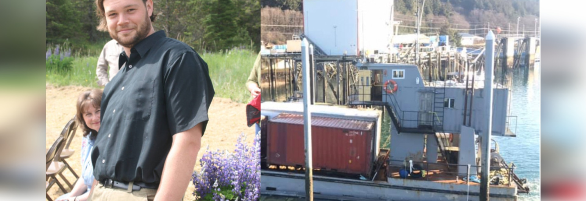 Alaskan man makes 14-hour voyage to bring supplies to his remote town