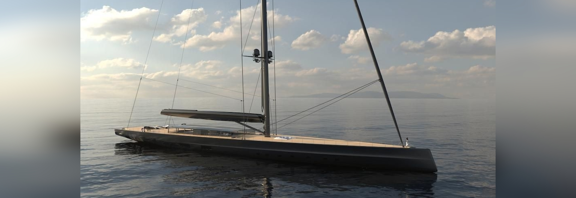 Apex 850: Royal Huisman's new 85m McKeon super sloop