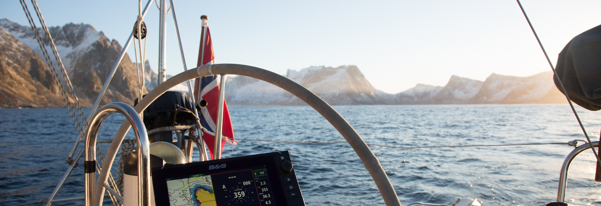 The Arctic Whale Project will conduct an Arctic round trip aided by B&G