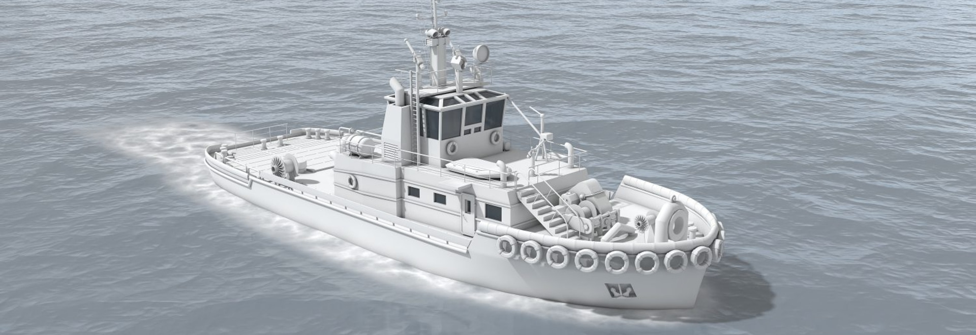 The autonomous tug will initially be operated by Keppel Smit Towage (ABB)
