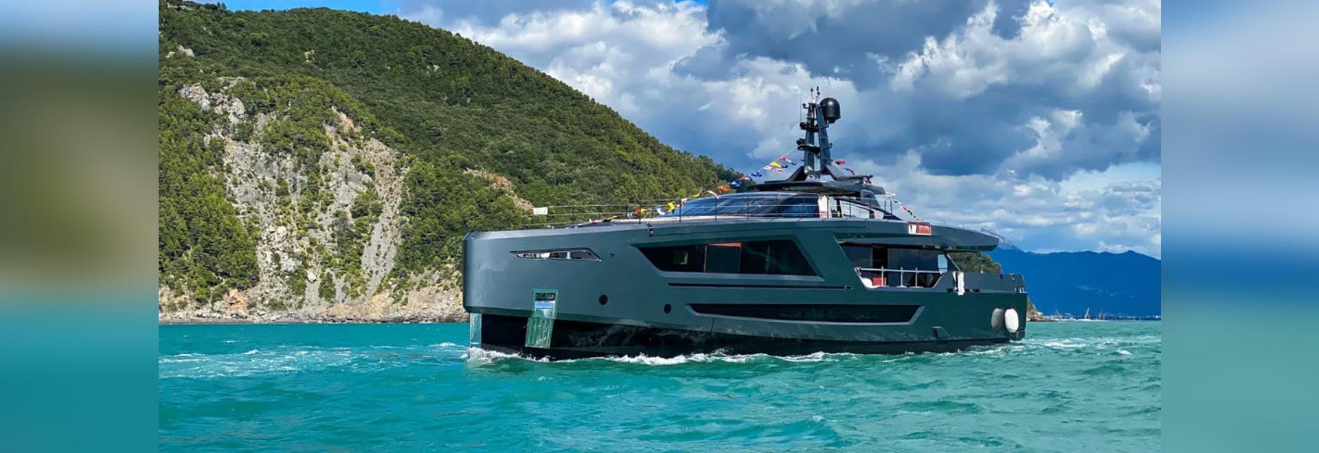 Baglietto Launches 40m Fast Jewel Panam