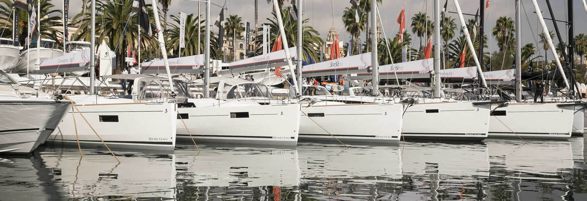The Barcelona Boat Show presents its most innovative and entrepreneurial year