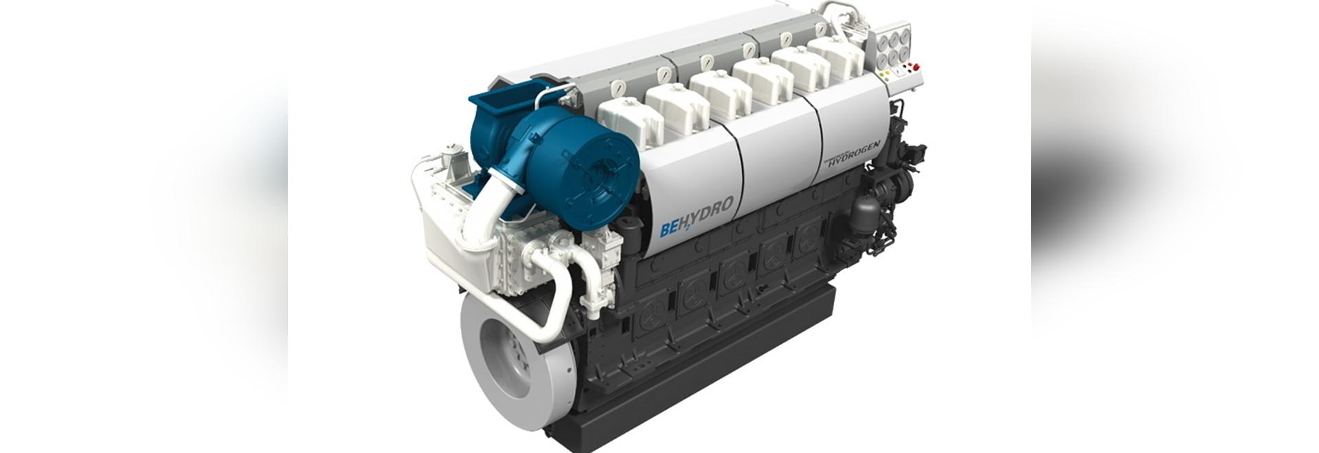 BeHydro engine