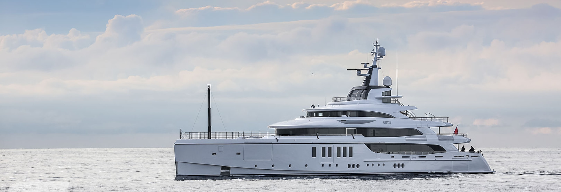Benetti delivers 63m superyacht Metis