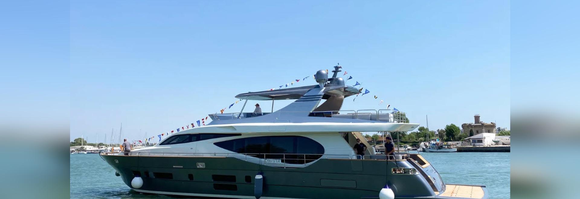 Canados 888 Evo Superyacht Passion VI Delivered