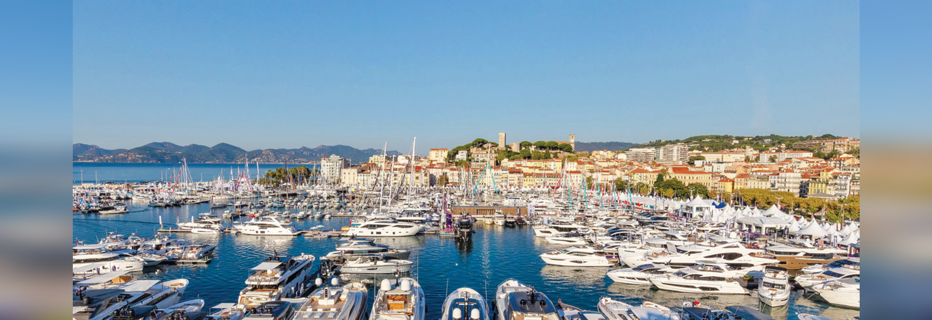 The Cannes show is Europe's biggest on-water showcase