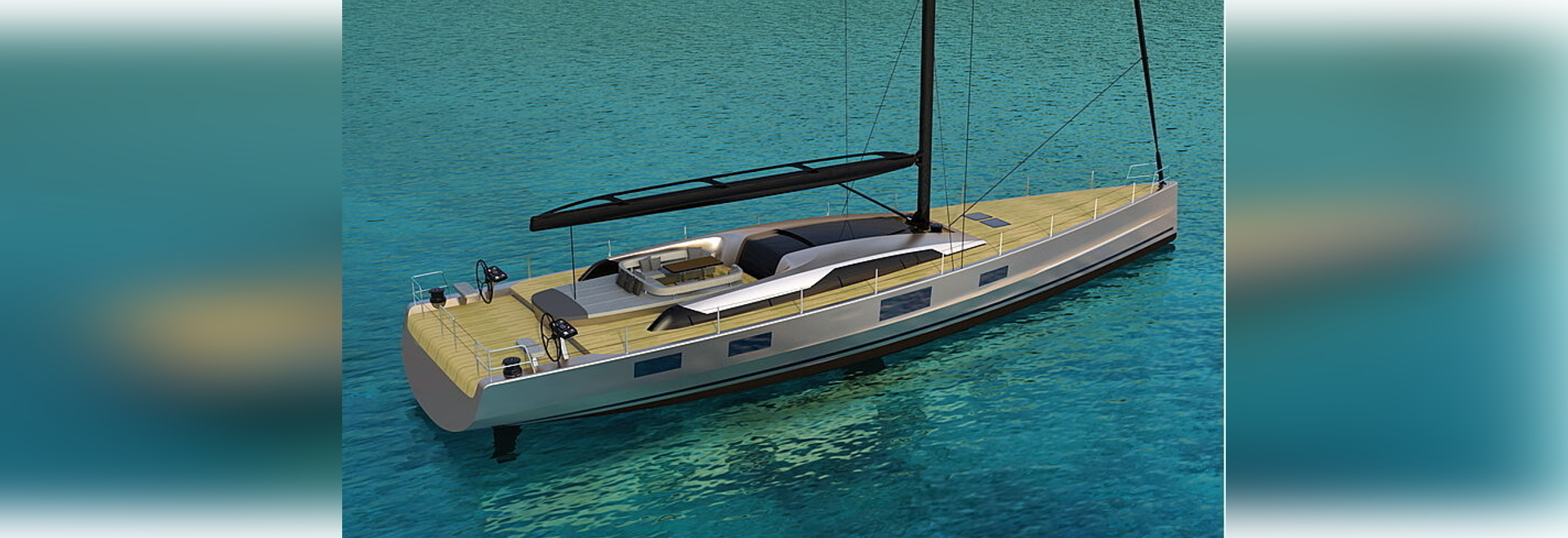 Closer look: The new Makara sailing yacht series by McKeon and McConaghy