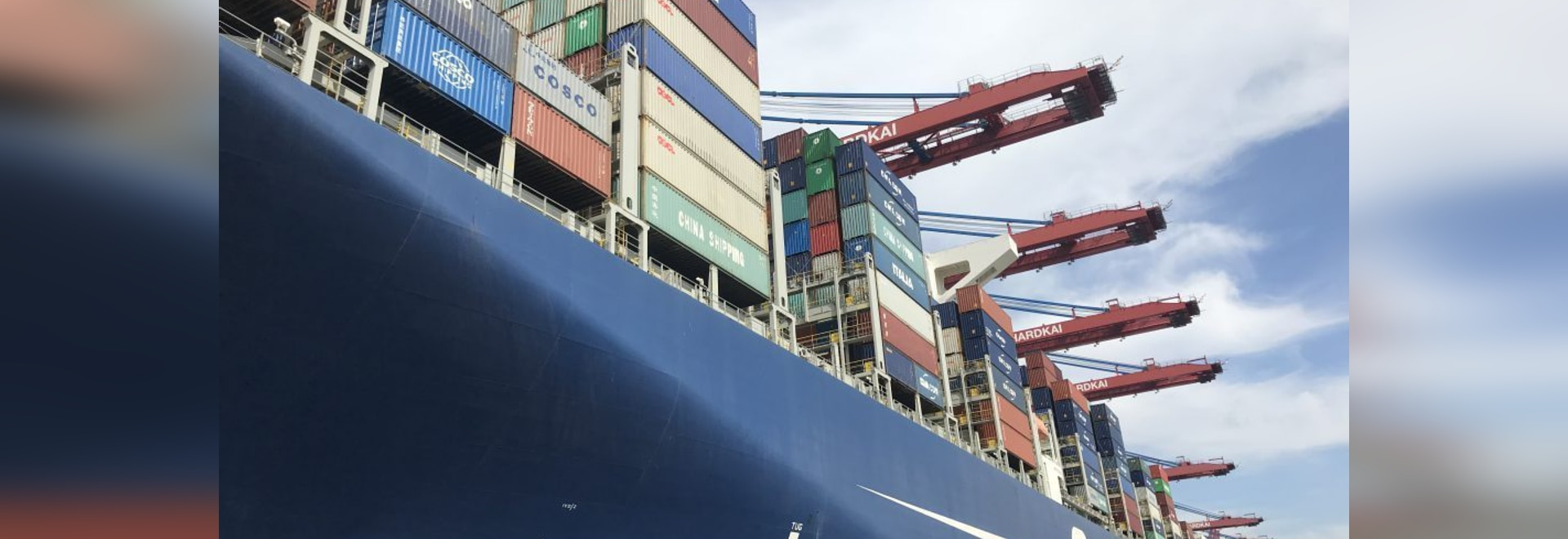 CMA CGM Launches CEVA Logistics Takeover