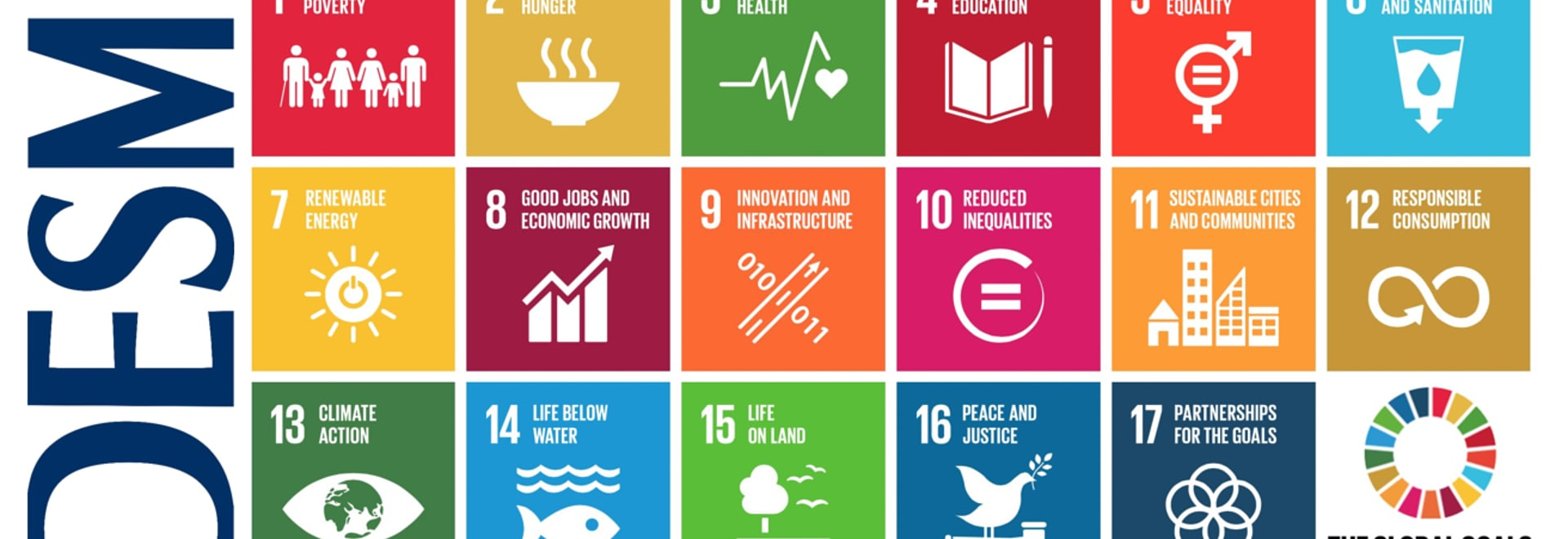 DESMI has committed to the UN sustainable development goals