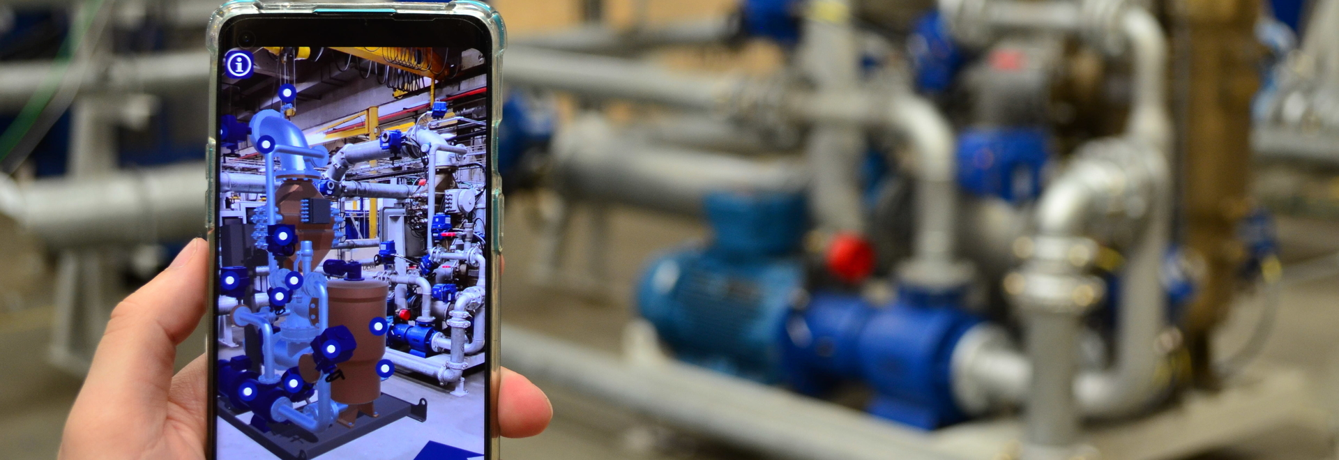 Digital offline tools offer e-learning for DESMI's CompactClean ballast water management system