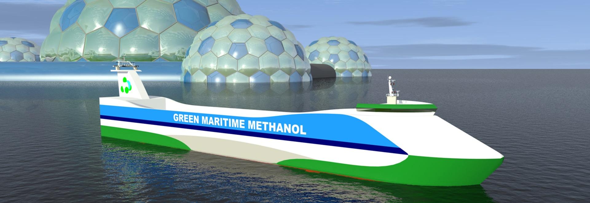 Dutch shipyards investigate sustainable fuel alternative