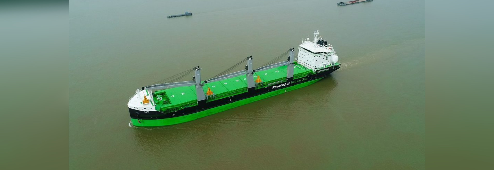 ESL Shipping's Crane Issues on New Vessels Mainly Fixed
